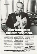 1979 DINERS CLUB advertisement, Maitre d', Windows on the World restaurant, WTC