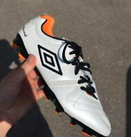 NEW UMBRO Speciali 3 Pro A SG Leather Football Boots UK Size 6.5 Kanga Touch
