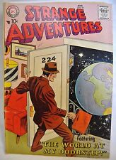 Strange Adventures #95 1958 Dc Comics