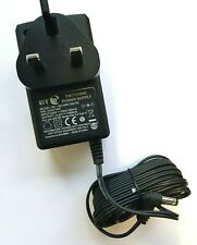 BT S012NB1200100 SWITCHING POWER ADAPTER 12V 1A UK PLUG 253371437