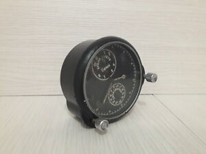 Soviet Military Force Clock Airforce cockpit Mig Achs Aircraft Air USSR Russia