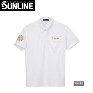 SUNLINE FISHING DRY POLO SHIRT SUW-15025DP