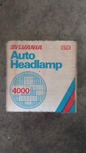 Headlight Bulb-Headlamp Sylvania 4000