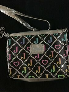 Colorful JUSTICE Purse ~ Sequins
