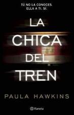 La Chica del Tren by Paula Hawkins (2015, Paperback) Edición Español