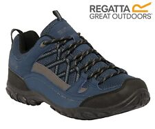 Regatta Edgepoint II Low Walking Shoe Various Colour and Size Rmf468 UK 10 Sand/peat