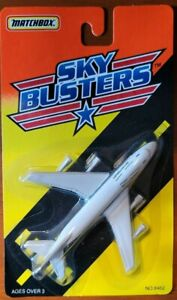 1994 Matchbox Sky Busters British Airways 747