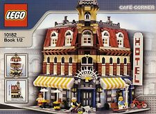 LEGO Cafe Corner (10182) 100% complete with original parts and instructions