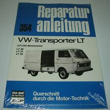 Reparaturanleitung VW Transporter LT / LT 28 / LT 31 / LT 35 Benzin 2,0l Motor!