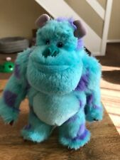 Promotional FAIRY Disney Monsters Inc. - SULLY - Plush Soft Toy Doll 11""