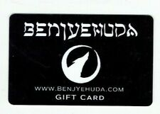 Benjyehuda Gift Card - Restaurant / Food - Falafel & Shawarma Shop - No Value