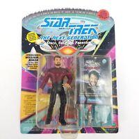 STAR TREK The Next Generation Vintage Commander William T Riker Action Figure