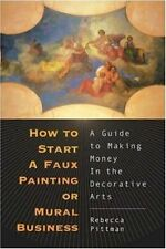 How to Start a Faux Painting or Mural Business: A Guide to Making Money in the D