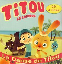 TITOU LE LAPINOU - La danse de Titou