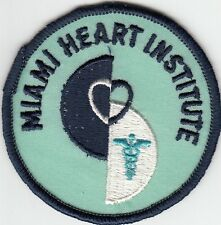 MIAMI HEART INSTITUTE - MEDICAL PATCH