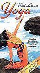 Wai Lana Yoga: Beginners Workout (VHS, 2000) NEW Sealed