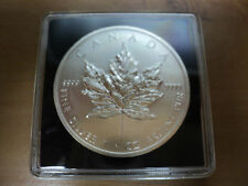 2012  Canadian Silver Maple 1 Ounce Coin