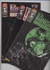 Punisher guerra días libro # 1+2+3 completo-Dell 'Otto-Panini 2001-Top