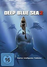 Deep Blue Sea 2 DVD NEU OVP