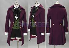 Black Butler Season 2 Earl Alois Trancy cosplay costume