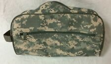 US ARMY ACU DIGITAL CAMOUFLAGE FLYING CIRCLE TOILETRY INSTRUMENT BAG