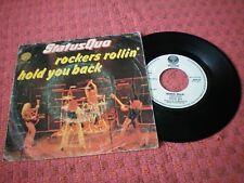 STATUS QUO - ROCKERS ROLLIN' - HOLD YOU BACK 1977 VERTIGO 6059193 HOLLAND