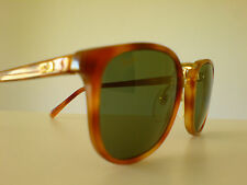 RARE vintage Ray-Ban B&L W1106 Traditionals Luce Tartaruga. NEW OLD STOCK