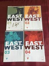 East of West 1 2 3 4 First Print Image Comics Signed by Nick Dragotta