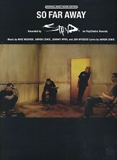 So Far Away - Staind - 2003 Sheet Music