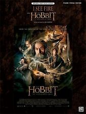 I See Fire (from The Hobbit -- The Desolation of Smaug): PianoVocalGuitar, Sheet