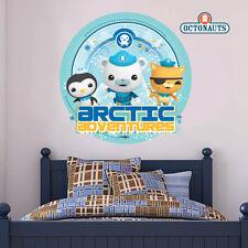 Official Octonauts Arctic Adventure Wall Sticker Mural