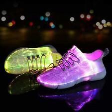LED Fiber Optic Shoes