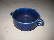 Schale Schälchen Suppenschüssel Ocean Blue Langenthal Schweiz  Suppentasse