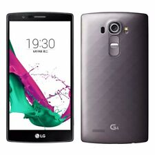 LG G4 H811-32GB-Metallic Gray(AT&T-MOBILE-UNLOCKED)GOOD CONDITION-WITH WARRANTY!