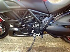 Ducati Diavel 2011 onwards and similar frame plugs Free P&P
