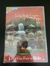 In the Night Garden: Lets Go for a Ride (DVD, 2009) Children & Family A3