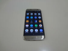 New listing Samsung Galaxy S7 Edge Sm-G935A 32Gb Silver Titanium Gsm Unlocked - Grade A