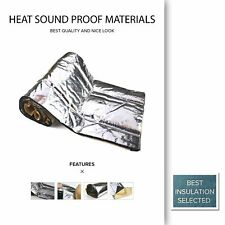 3.2M X 1M Heat  Sound Deadener Barrier Block Materials For Van Auto Hood Bonnet