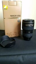 New ListingNikon 16-35mm f/4G Ed Vr Af-S Nikkor Wide Angle Zoom Lens Usa Model + Filters