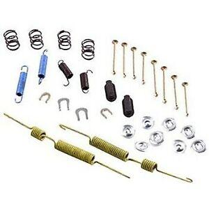 118.42003 Centric Brake Hardware Kit Rear New for Pickup Hardbody Nissan D21 720