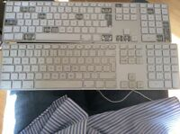 Apple Wired Keyboard Replacement Key Keys A1243 (Price Per Key) Type F