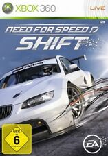 XBOX 360 NEED FOR SPEED SHIFT * DEUTSCH Neuwertig