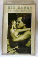 JOHN COUGAR MELLENCAMP - BIG DADDY - Cassette Tape MC K7 - Sealed