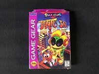 Tempo Jr. Sega Game Gear New Sealed
