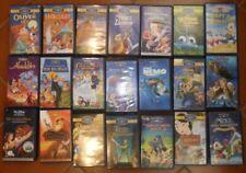 Der König der Löwen Aladdin Hercules uvm/Disney Blaue Edition 21 Stück/VHS
