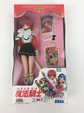 Magic Knight Rayearth Hikaru Shido Figure SEGA Japan New Other- See Details