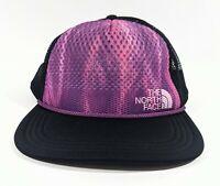 The North Face Mesh Back Trucker Hat SnapBack Sexy Pink Retro Unisex Rare Cap