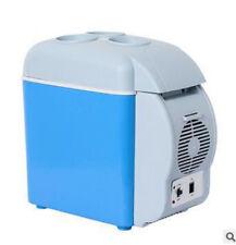 Portable Car Refrigerator 12V 7.5L Capacity Cooler Warmer Truck Electric Fridge