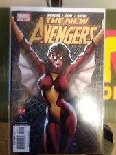 New Avengers #14 high grade copy and key book cgc ready cho cover