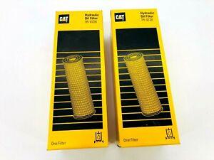 Lot of 2 New Caterpillar 1R-0728 Hydraulic Filter CAT 1R0728 - Sealed Box